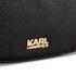 Karl Lagerfeld Women's K/Grainy Satchel - Black: Image 4