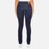 Levi's Women's 710 Super Skinny Fit Jeans - Amber Night: Image 3