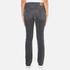 Levi's Women's 712 Slim Straight Fit Jeans - Burnt Ash: Image 3