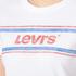 Levi's Women's Vintage Perfect T-Shirt - Stripe White: Image 5