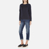 Levi's Women's 501 CT Tapered Fit Jeans - Roasted Indigo: Image 4