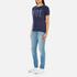 Levi's Women's Vintage Perfect T-Shirt - Peacoat Graphic: Image 4