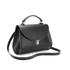 The Cambridge Satchel Company Women's The Poppy Shoulder Bag - Black: Image 4