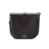 The Cambridge Satchel Company Women's Large Saddle Bag - Black: Image 6