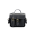 The Cambridge Satchel Company Women's Small Traveller with Side Pockets - Black: Image 1
