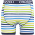 Crosshatch Men's Refraction 2-Pack Boxers - Mood Indigo: Image 2