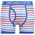 Crosshatch Men's Refraction 2-Pack Boxers - Classic Blue: Image 2