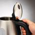 Morphy Richards 43902 1.5L Accents Brushed Jug Kettle - Stainless Steel: Image 4
