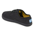 TOMS Kid's Paseo Canvas Trainers - Black: Image 4
