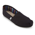 TOMS Women's Core Classics Slip-On Pumps - Black/Black: Image 2