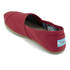 TOMS Women's Core Classics Slip-On Pumps - Red: Image 4