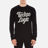 Wood Wood Men's Kevin Chest Logo Sweatshirt - Black: Image 1