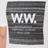Wood Wood Men's Square T-Shirt - White: Image 5