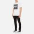 Wood Wood Men's Square T-Shirt - White: Image 4
