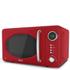 Akai A24006R 700W Digital Microwave - Red: Image 2