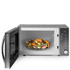 Tower T24007 800W Digital Microwave - Metallic: Image 2