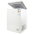 Signature S30006 103L Chest Freezer - White: Image 1