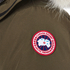 Canada Goose Men's Langford Parka - Military Green: Image 6