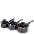 Tower Essentials Pan Set - Black: Image 1