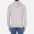 Tommy Hilfiger Men's Icon Zip Through Hoody - Grey Heather: Image 3