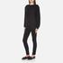 McQ Alexander McQueen Women's Classic Tonal Sweatshirt - Darkest Black: Image 4