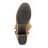 UGG Women's Brea Clog Suede Buckle Boots - Chestnut: Image 5