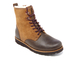 UGG Men's Hannen TL Waterproof Leather Lace Up Boots - Dark Chestnut: Image 2