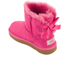 UGG Kids' Mini Bailey Bow Boots - Cerise: Image 4