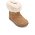 UGG Toddlers' Jorie II Sheepskin Collar Suede Boots - Chestnut: Image 2