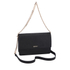 DKNY Women's Bryant Park Small Flap Crossbody Bag - Black: Image 3