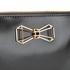 Ted Baker Women's Gretaa Geometric Bow Crossbody Bag - Black: Image 7