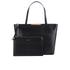 Ted Baker Women's Kaci Zip Top Large Shopper Tote - Black: Image 7