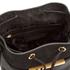 Ted Baker Women's Melania Suede Tassel Bucket Bag - Black: Image 5
