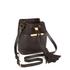 Ted Baker Women's Melania Suede Tassel Bucket Bag - Black: Image 3