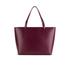Ted Baker Women's Jailee Printed Lining Shopper Tote Bag - Grape: Image 6