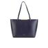 Ted Baker Women's Joriana Printed Lining Small Shopper Tote Bag - Dark Blue: Image 1