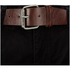 Smith & Jones Men's Ashlar Belted Slim Fit Chinos - Black Twill: Image 4