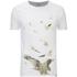 Smith & Jones Men's Dodecastle T-Shirt - White: Image 1