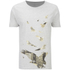 Smith & Jones Men's Dodecastle T-Shirt - Light Grey Marl: Image 1