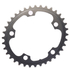 AbsoluteBLACK 110BCD 5 Bolt Spider Mount Oval Chain Ring (Training): Image 4