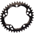 AbsoluteBLACK CX 110BCD 5 Bolt Spider Mount Oval Chain Ring: Image 4