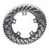 AbsoluteBLACK 110BCD 5 Bolt Spider Mount Aero Oval Chain Ring (Premium): Image 11