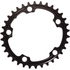 AbsoluteBLACK 110BCD 5 Bolt Spider Mount Oval Chain Ring (Premium): Image 2