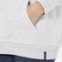 Superdry Women's Applique Pocket Crew Sweatshirt - Ice Marl: Image 6