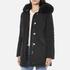 Woolrich Women's Luxury Arctic Parka - Fox Black: Image 2