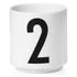 Design Letters Espresso Cup - 2: Image 1