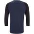 Produkt Men's 3/4 Sleeve Raglan Top - Dress Blue: Image 2
