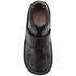 Kickers Kids' Kick Kilo Velcro Strap Boots - Black: Image 3