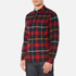 Edwin Men's Labour Shirt - Red/Black: Image 2