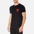 Edwin Men's Red Dot Logo 2 T-Shirt - Black: Image 2